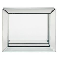 "Strand mirrored wall Shelf, Z Gallerie  13.6""H x 15.75""W X 4.75""D"