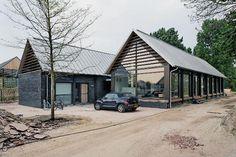 Woningbouw in Oud-Empel  door Hilberink Bosch architecten. Foto René de Wit