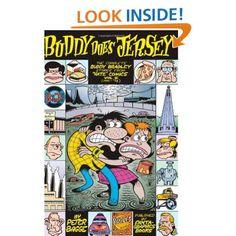 NJ: Bagge, P. (2007) Buddy Does Jersey. Seattle, WA: Fantagraphic Books.