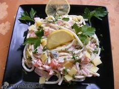 Sonkás makarónis saláta recept | Receptneked.hu (olcso-receptek.hu) - A legjobb képes receptek egyhelyen