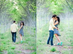 Engagement photo ideas - Really love this photographer for engagement, bridal, and wedding ideas