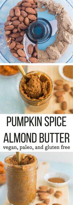 Pumpkin Spice Almond