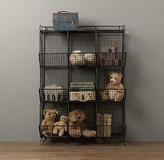 Baskets, Bins & Toy Storage   RH Baby & Child