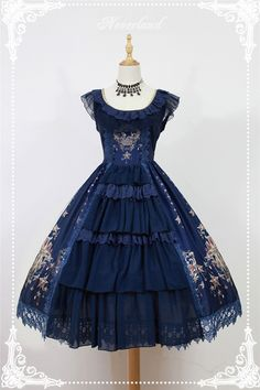 #LolitaUpdate: Neverland Lolita [-❤-Gem Swan-❤-] Series
