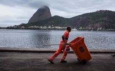 Rio de Janeiro's bid for the Summer Games featured an official commitment to cleaner waters. But with less than six months to go, trash and contamination continue to lurk.