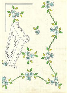 mi pequeño rincón de graficos de punto de cruz (pág. 106) | Aprender manualidades es facilisimo.com