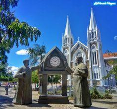 Catedral do Sagrado Coração de Jesus Petrolina Pernambuco