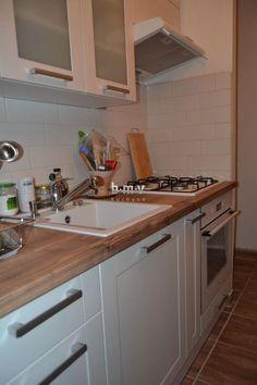 kuchyne bmv | Modrastrecha.sk Kitchen Cabinets, Home Decor, Decoration Home, Room Decor, Cabinets, Home Interior Design, Dressers, Home Decoration, Kitchen Cupboards