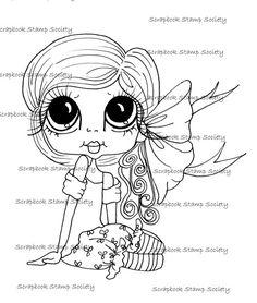 Faça o Download Digital Digi selos Olho grande Big Head Dolls Digi - Meus Besties IMG802 por Sherri Baldy