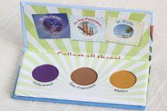 California Collection Eyeshadow Sample $4