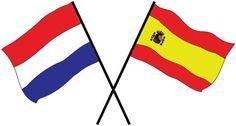 Half Spaans en half Nederlands