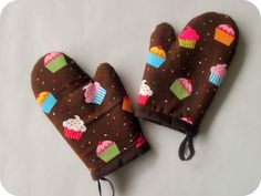 oven mitt pattern for the little ones!