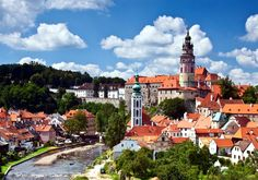 Cesky Krumlov - I love this place and would love to shoot wedding/styled photo shoot there