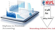 Neurosharp the leading training Institute in Jaipur provide Diploma in Professional Accounting. And 100% placement in the reputed companies.