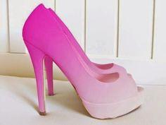 Moda en zapatos de fiesta : Grandiosos zapatos para fiesta de 15 años