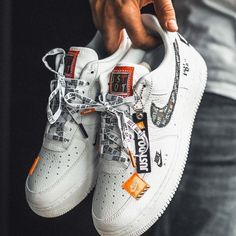 Nike Shoes OFF! Sneakers nike Hype shoes Trendy sneakers Basket nike Shoes sneakers Outfit shoes - Nike Air Force 1 x off white - Nike Air Force Ones, Nike Shoes Air Force, Sneakers Mode, Sneakers Fashion, Shoes Sneakers, Fashion Outfits, White Sneakers, Fashion Shoes, Souliers Nike