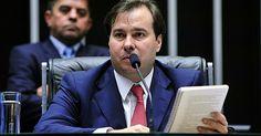 """Rodrigo Maia: """"Não irei trair Michel Temer"""""""