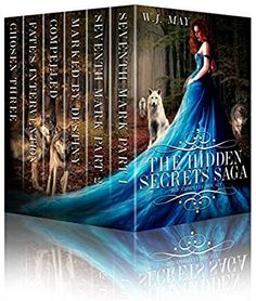 Amazon.com: The Hidden Secrets Saga: Complete Series Box Set #1-6: Paranormal Werewolf Fantasy Romance eBook: W.J. May, Book Cover by Design: Kindle Store