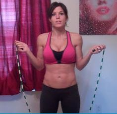 Melissa Bender Fitness: Health Benefits of Jumping Rope