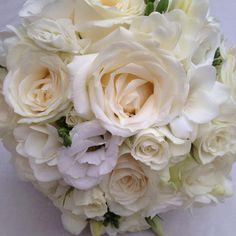 67 best vip flowers floral work images on pinterest vip yellow ivory mix of roses lisianthus freesia by shelley whiting vip flowers wedding florist plymouth uk mightylinksfo