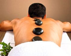 Renueva Energías: Masaje De Relajación Cuerpo Completo + Piedras Calientes A Solo $20.800.-