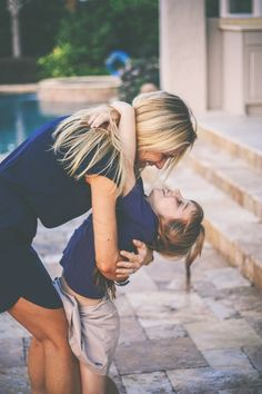 maman et fille, blondes, happyness, joy, mother and daugther Family Goals, Family Love, Kind Photo, Jolie Photo, Mothers Love, Mother And Child, Mommy And Me, Future Baby, Baby Love