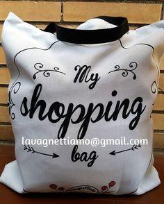 #totebag #shoppingbag #shopping #lavagnettiamo #lavagnettiamo@gmail.com #solocosebelle #love #chalkboard #chalkboardart #art #roma #rome #madeinrome #madeinitaly #italy #italianstyle #italygram #italyiloveyou #etsy #etsyteam #etsyelite #amore  Vai con lo shopping!!!!! #saturday #letsgo #bag #bags #handlettering #calligraphy