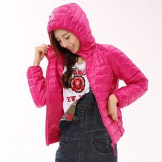69f7a4670798 90% White Duck Coat Light Down Jackets Womens Winter Coat Parkas Female  UltraLight Down Jacket
