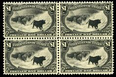 An all time favorite classic stamp from 1898.