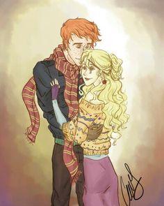 (George and Luna) ♡