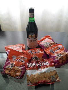 Fernet Branca - Bizcochitos Don jorgito-Bizcochitos Don satur #Argentina
