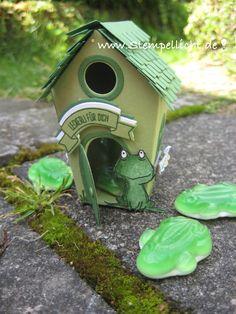 Stempellicht: Froschhaus