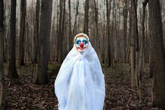 """""""[Our children] mentioned, 'Mama, there's clowns out there in the woods and they're trying to get us to come out there,'"""" one resident told BuzzFeed News."""