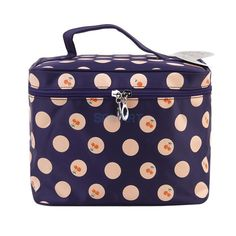 Travel Big Large Toiletry Organizer Case Cosmetics Makeup Beauty Hand Bag Holder # #CosmeticBags