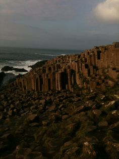 Giant's Causeway, North Ireland  VERY BEAUTIFUL IN PERSON...SO STUNNING. .I  AM SO READY TO GO BACK!!!!!