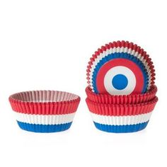 House of Marie - Baking Cups - Netherlands Flag