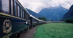 Luxury vacations you can take by train via @PureWow