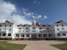 Aspen Gold Lodge, Spencer Colorado  (Stanley Hotel, Estes Park, CO)