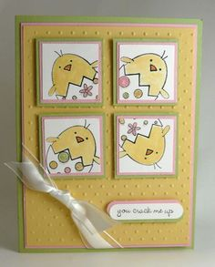 Too Cute by Stamp Addict 77 - Cards and Paper Crafts at Splitcoaststampers