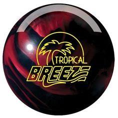 Storm Tropical Breeze Bowling Ball- Black/Cherry (15lbs)   for more details visit :http://sports.megaluxmart.com/