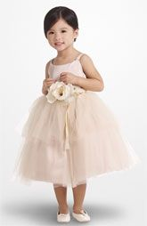 Us Angels Tulle Ballerina Dress (Infant Girls, Toddler Girls, Little Girls & Big Girls)
