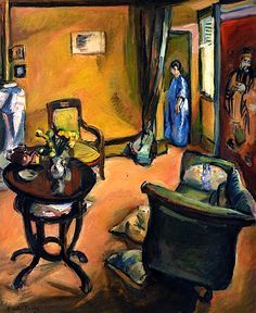 Othon Friesz | Interior, 1914