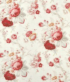 Shop Waverly Fairhaven Rose Fabric at onlinefabricstore.net for $13/ Yard. Best Price & Service.