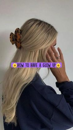 Beauty Tips For Glowing Skin, Health And Beauty Tips, Beauty Skin, Hair Beauty, Girl Advice, Girl Tips, Beauty Care, Beauty Hacks, The Glow Up
