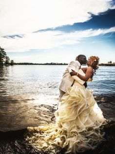 Great wedding photo!