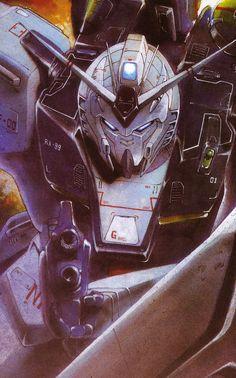 RX-93 v Gundam