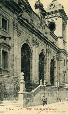LERIDA - FACHADA DE LA CATEDRAL - Foto 1