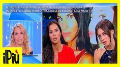 """Pomeriggio 5_Antonella Mosetti """"Mia figlia Asia è stata minacciata di mo..."""