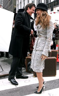 #79 Sarah Jessica Parker & Chris Noth