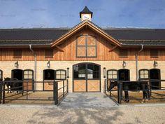 Flügeltore | Röwer & Rüb | Reitsport- und Pferdesportsysteme